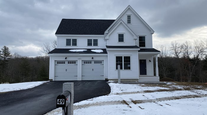 Lot 83 Lorden Commons Lot 83