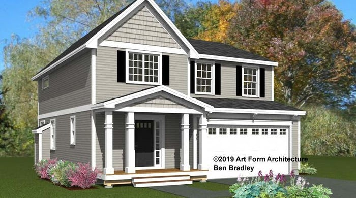 Lot 117 Lorden Commons Lot 117